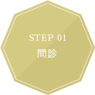 STEP01 問診